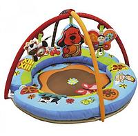 Развивающий коврик Круг любви K's Kids/ Коврик с дугами