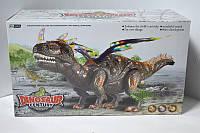 Динозавр, свет, звук, ходит, фото 1