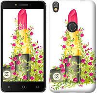 """Чехол на iPhone X Помада Шанель """"4066c-1050-9422"""""""