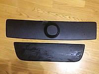 Зимняя накладка на решетку радиатора верхняя (матовая) Doblo (2006-2011)