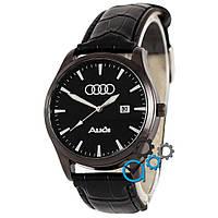 Черные часы ауди, мужские часы Audi