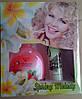 Набор Spring Melody Весенняя Мелодия  гель для душа Клубника 300 мл + крем для рук  75 мл