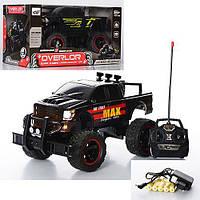 Джип игрушка на радиоуправление акум в кор рез колеса 2 вида 33*18*22см MF 001-02 (12)