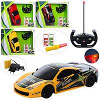 Машинка игрушка на радиоуправление на акум. в кор. запавка  рез.колес. 30см. RD 620-3-20A-2 (8)