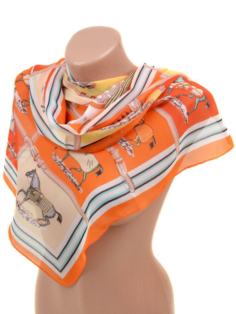 Шарф платок женский из шифона