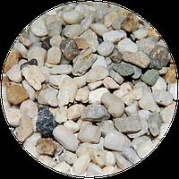 Кварцевый песок Ecosoft 2-6 мм для подложки 25 кг