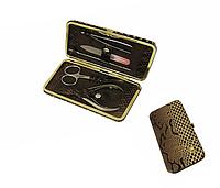 Маникюрный набор  Сталекс НМ-04/1 «Рамка», 5 предметов