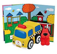 Школьный автобус и Патрик K's Kids Popbo машинки
