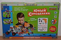 Конструктор Limo Toy Юный самоделкин 550 деталей 661-302  YNA