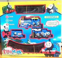 Железная дорога на батарейках паровозик Томас арт. 8014A / YNA/07-40