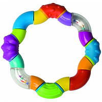 Nuby Развивающая игрушка-погремушка Twisted Rattle 3m+