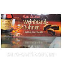 Шоколадные конфеты  с бренди  Weinbrand-Bohnen Германия 200г