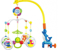 """Музыкальная карусель """"Цветные сны"""" Limo Toy M 1362 U/R KHT/53-41"""