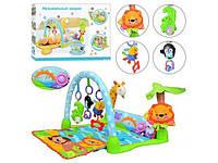 Коврик для младенца Joy Toy 7181 Умный малыш KHT/00-91