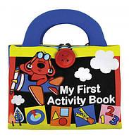 """Детская игрушка книга """"Моя первая книжка"""" K's Kids"""