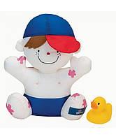 Кукла Уэйн c утенком для купания K's Kids 9m+