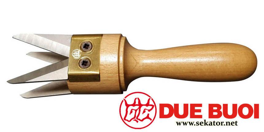 Інструмент для щеплення горіха Due Buoi 266L (Італія), фото 2