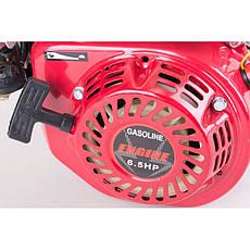 LEX Двигун внутрішнього згоряння 6.5 HP 168F-2, фото 3