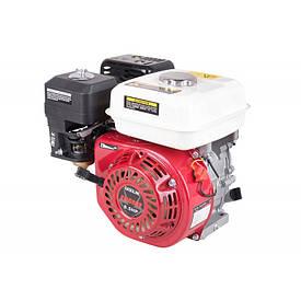 Двигун внутрішнього згоряння 6.5 HP 168F-2
