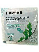 Коллагеновая маска из морских водорослей Fangcaodi Thailand Natural Seaweed Filling Water Essence 12 гр