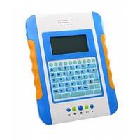 Обучающий детский планшет. Компьютер-планшет детский обучающий Joy Toy от 3-х лет YNA 7221/ 0-281