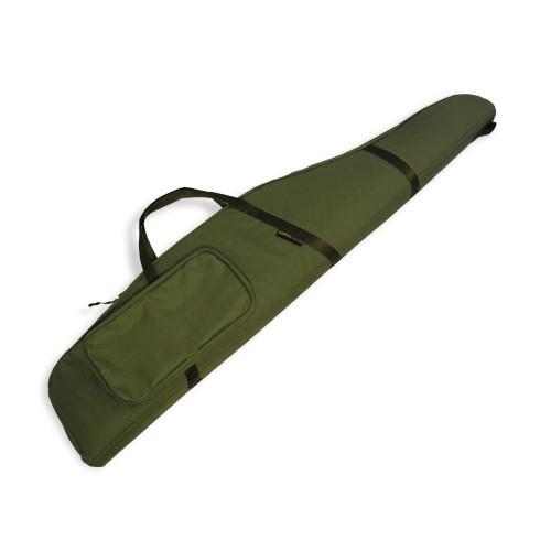 Чехол для ружья c оптикой LeRoy Protect Optic (двойная защита) 1,1 м Олива