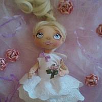 Кукла Малишка ручної роботи.