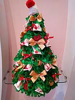 Новогодняя елка с конфетами