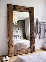 Деревянная мебель и декор в стиле Рустик