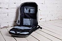 Городской рюкзак Бобби (Bobby) с защитой от краж,черный