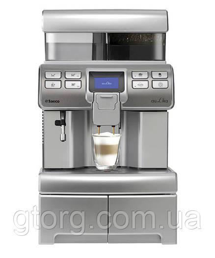 Saeco Aulika Top - Кофемашина, кофеварка, аренда кофейного оборудования