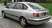 Разборка запчасти на Hyundai Elantra (XD) (2000-2006)