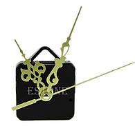 Механизм для часов белые  стрелки