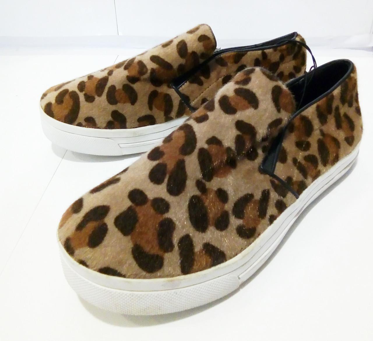Кеды Женские Леопардовые (в одном размере 36)