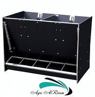 Кормовой автомат AP5W/2 для свиней до 45 кг (двухсторонний, на 100 голов)