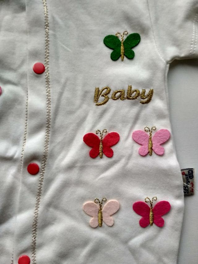 Песочник Butterfly для девочки 6 мес
