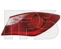 Фонарь задний правый Hyundai Sonata