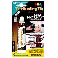 Клей водостойкий полиуретановый Technicqll 20мл R-167 (мет.дерев.стек.резина)