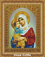 """Набор для вышивания бисером Р-326 Икона Божией Матери """"Взыскание погибших"""""""