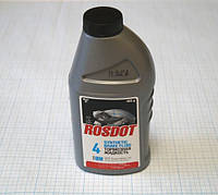 Тормозная жидкость RosDot 4, 455g, DOT 4