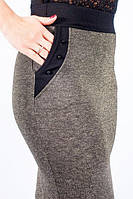 Женская теплая юбка на осень