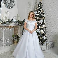 a0f1edb6ec0747b Белое свадебное платье на корсете в Запорожье. Сравнить цены, купить ...