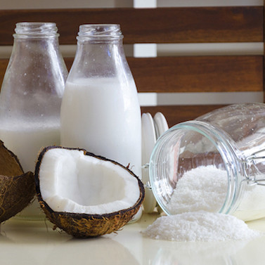 Натуральное кокосовое молоко