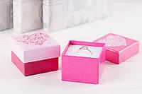 Коробочка для украшения из картона
