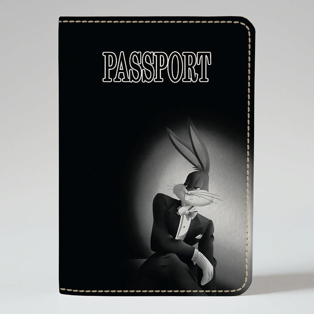 Обложка на паспорт Fisher Gifts 154 Бакс Банни (эко-кожа)