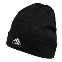 Шапка мужская Adidas E81742 черная для малышей
