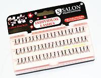Пучковые ресницы SALON Professional (Medium)