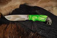 """Нож для охоты, рыбалки, туризма """"Гюрза"""", 40Х13 (наличие уточняйте)"""