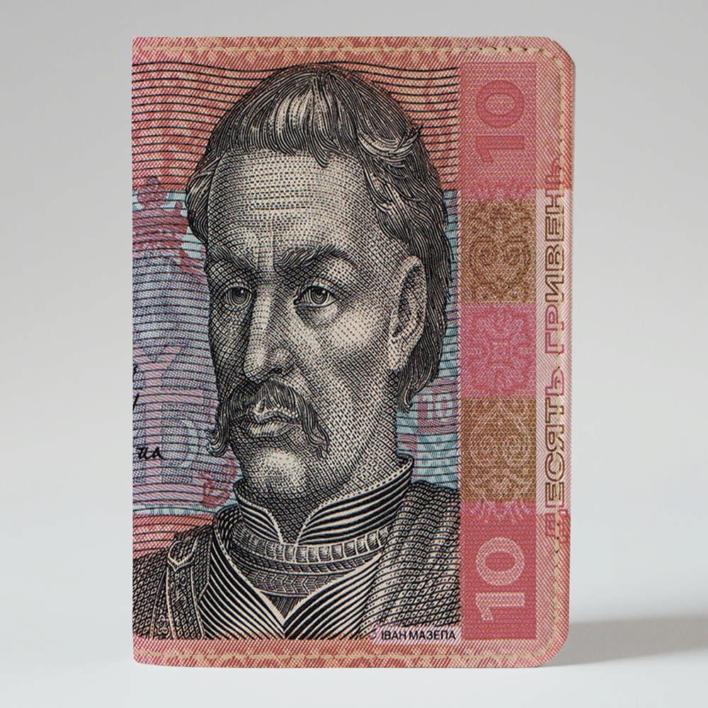 Обложка на паспорт v.1.0. Fisher Gifts 349 10 гривен (эко-кожа)
