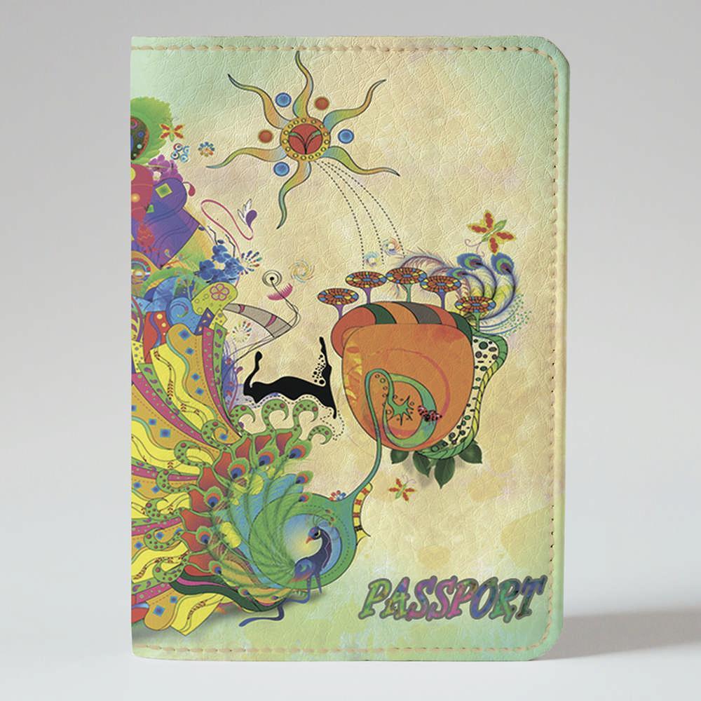 Обложка на паспорт Fisher Gifts 429 Не твоя сказка (эко-кожа)